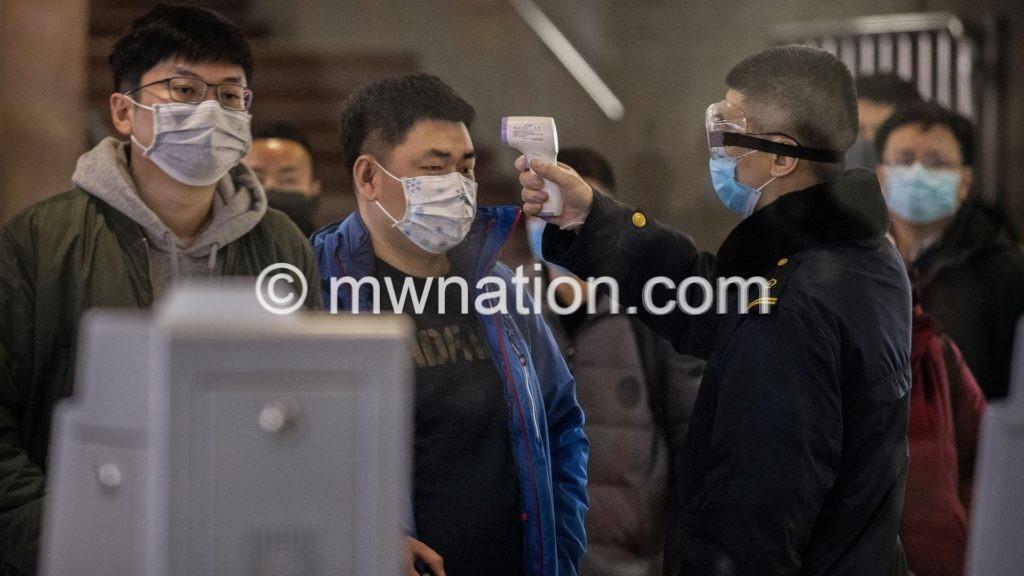 coronavirus outbreak | The Nation Online
