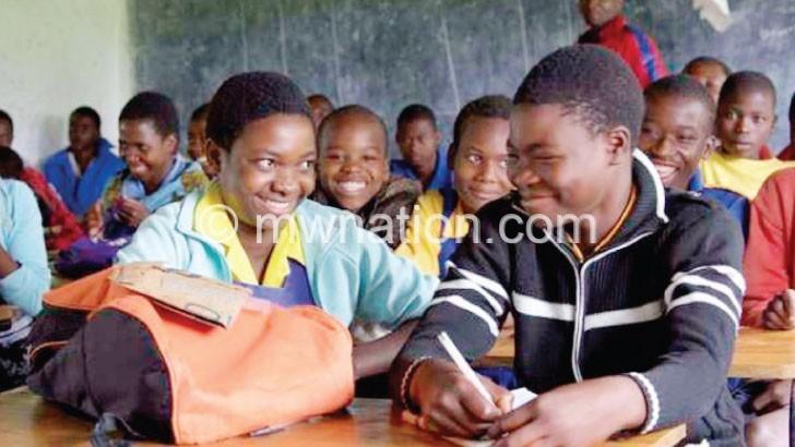 girls in school | The Nation Online