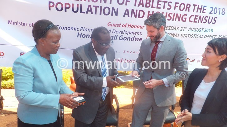 goodwell gondwe | The Nation Online