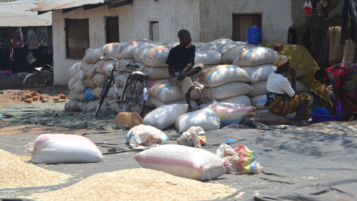 Admarc seeks  To clear mess