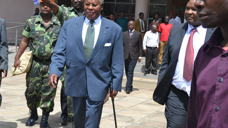 Muluzi back in court on March 24