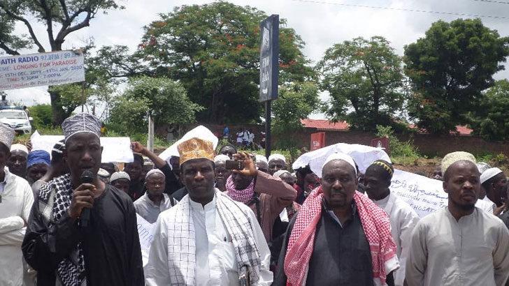 Muslim Council demands  justice for slain police officer