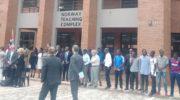 Luanar opens K3.4bn teaching complex