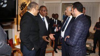 Mutharika strikes fertiliser plant deal