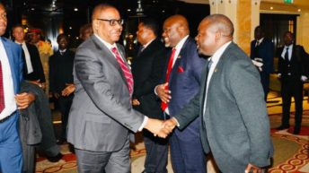 APM arrives in London, for UK-Africa Summit