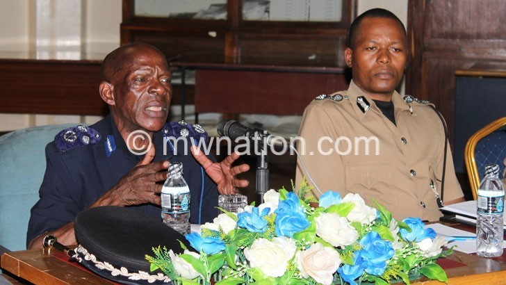 police nyondo | The Nation Online
