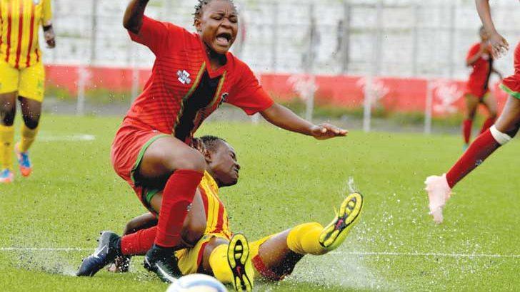 Malawi women U-20 survive Zimbabwe scare