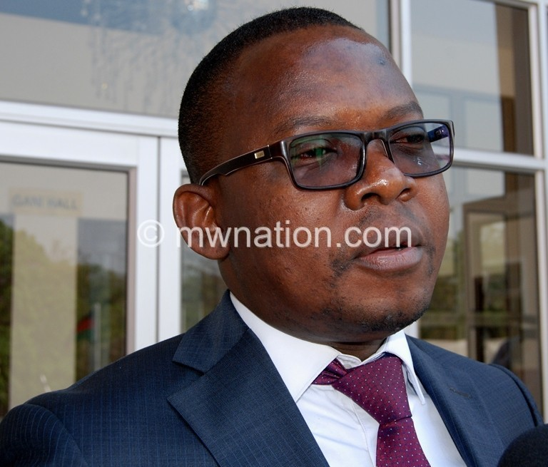 Burton Mhango | The Nation Online