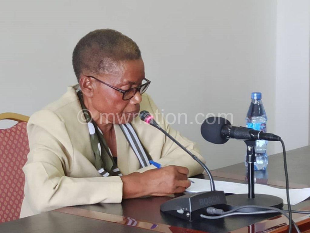 Elvy Mtafu 1 | The Nation Online