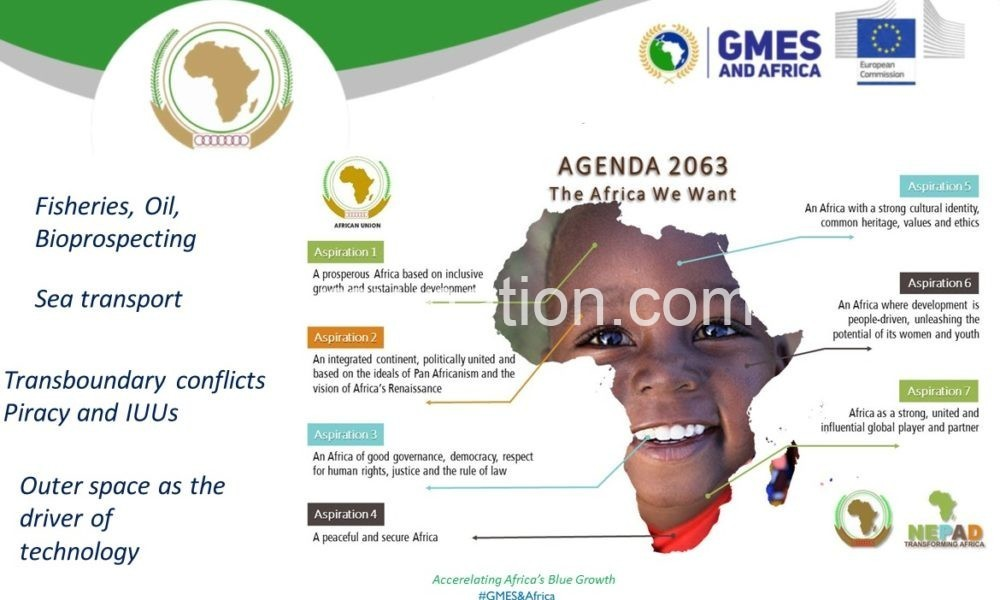 GMES and Africa Blue Economy EO for Agenda 2063 1000x600 1 | The Nation Online