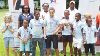 Acacia wins gold at ACL Centre Inter-school golf