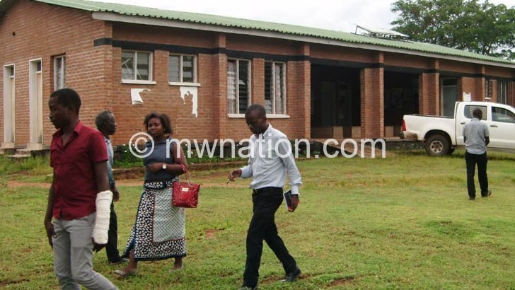 Katili Clinic running | The Nation Online
