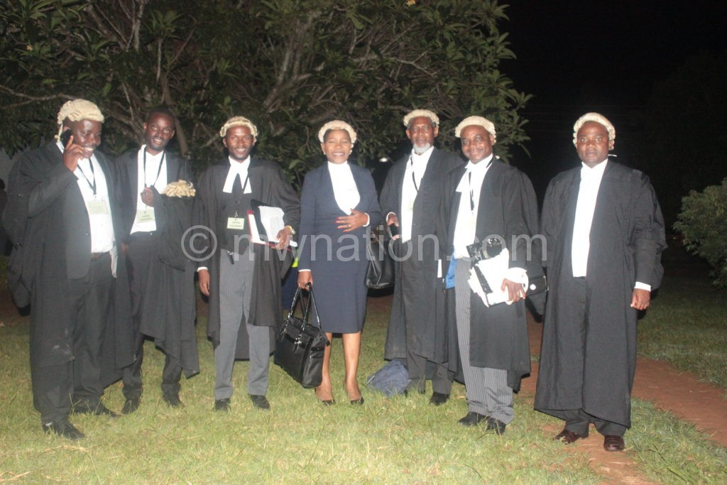 Lawyers 1   The Nation Online