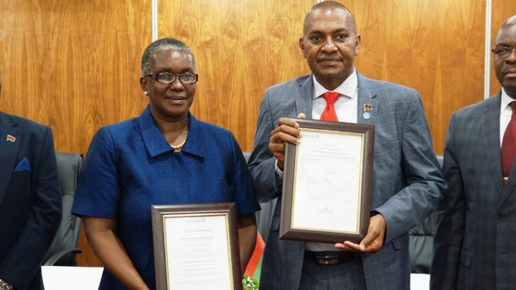 MBS regional accreditation to enhance trade—officials