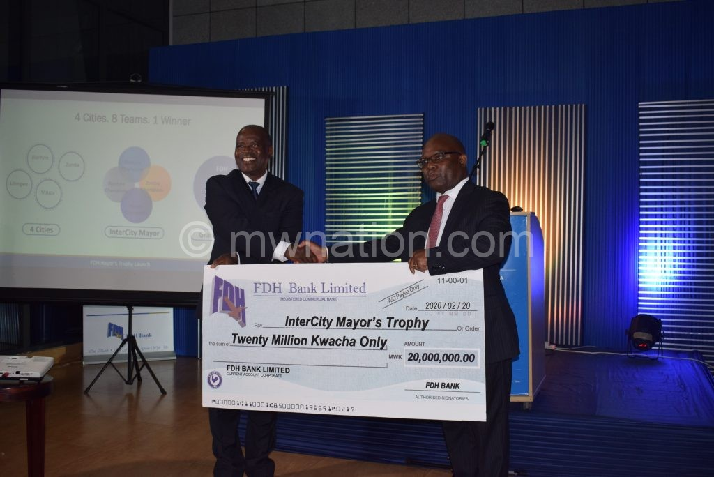 Mayors Trophy | The Nation Online