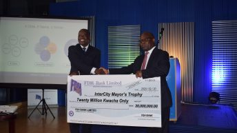 FDH Bank pumps K165m  into Mayor's trophies