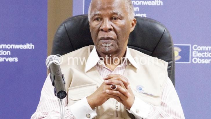 Mbeki | The Nation Online