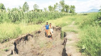 Valuing irrigable land