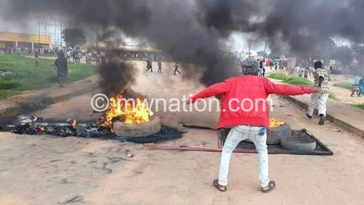 chitipa demo | The Nation Online