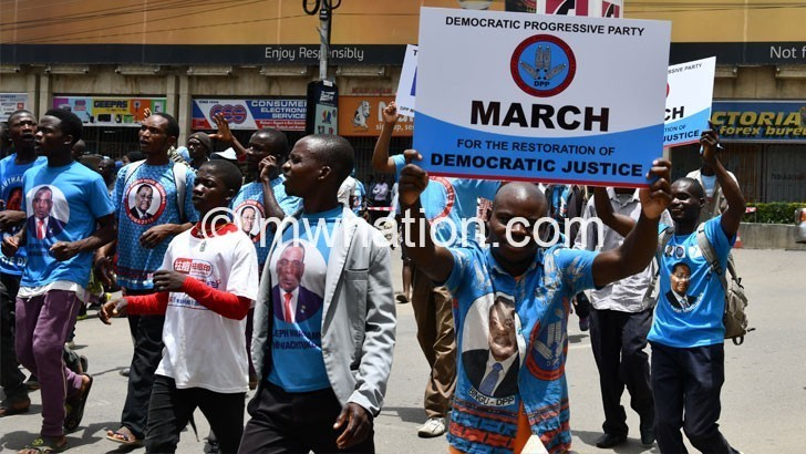 dpp demos | The Nation Online