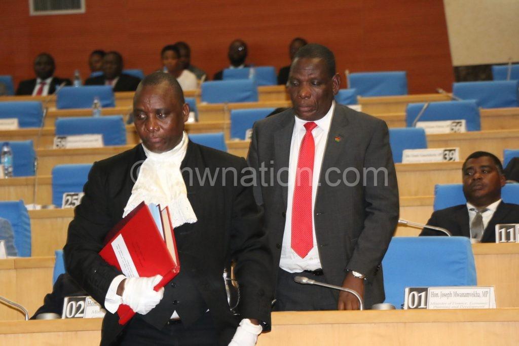 mwanamvekha BUdget front | The Nation Online