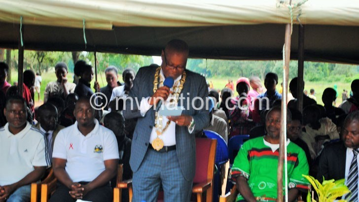 nyasulu | The Nation Online