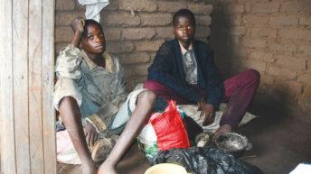 Dehumanising face of hunger