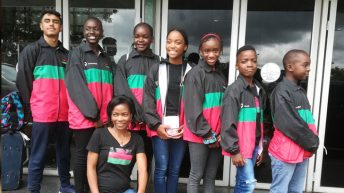 Swimming team off to Zone IV Championship