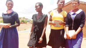 Giving teen mothers second chance