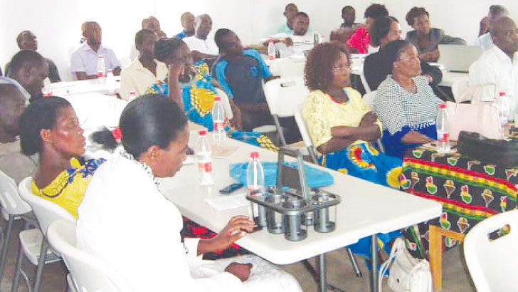 Body drills community leaders in mining issues