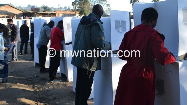 voting 1 | The Nation Online