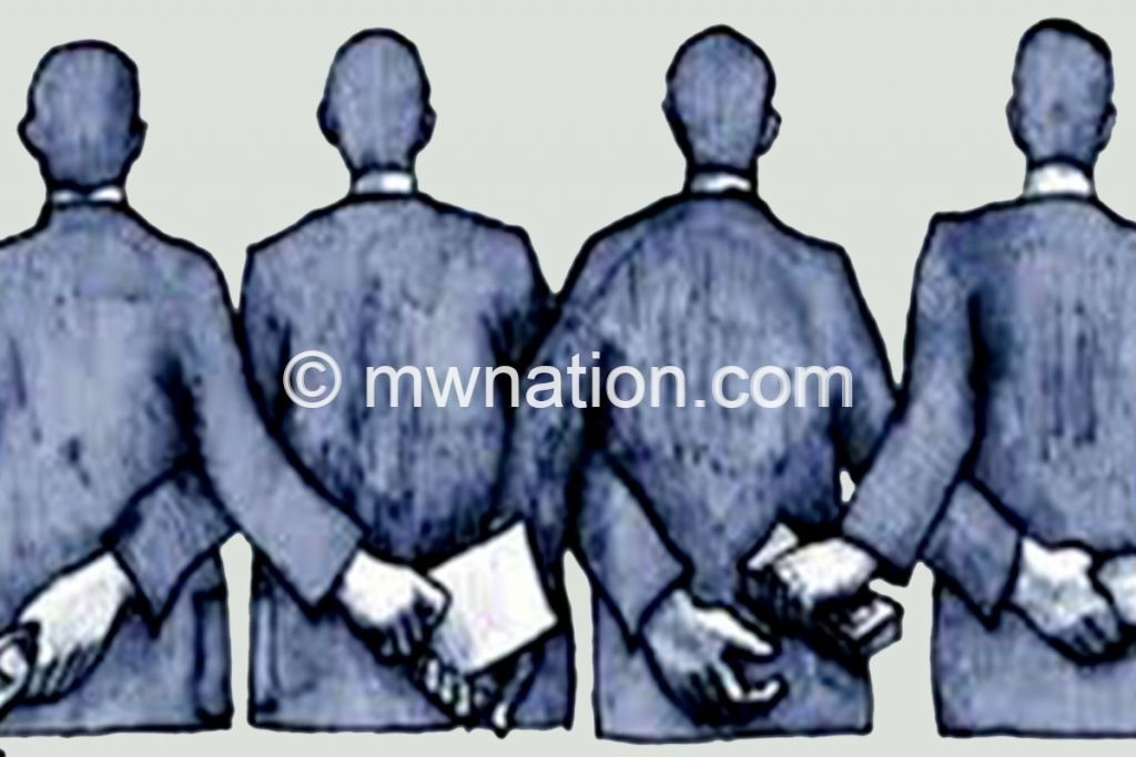 Corrupción   The Nation Online