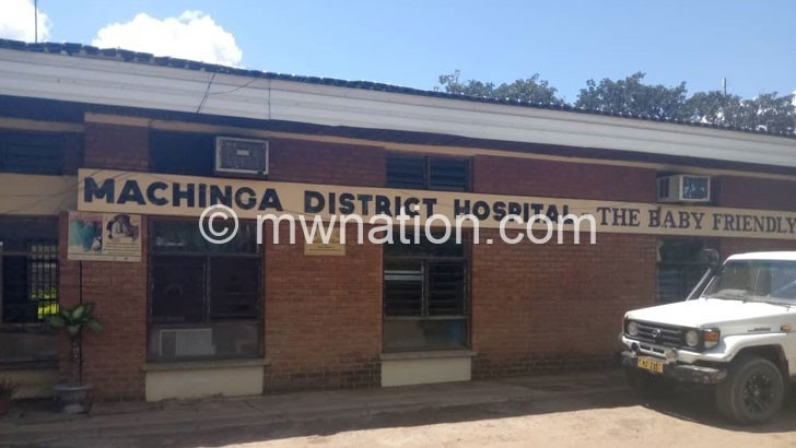 Machinga district Hospital | The Nation Online