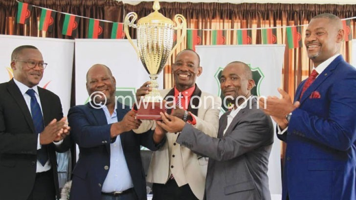 fam trophy | The Nation Online