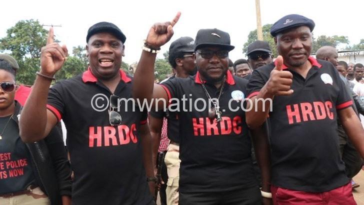 hrdc leader | The Nation Online