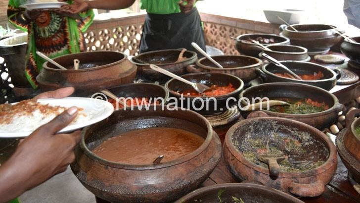 local foods | The Nation Online