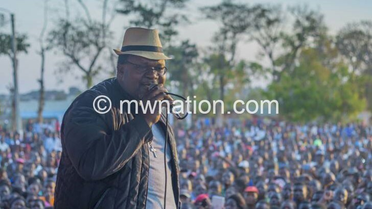 lucious banda | The Nation Online