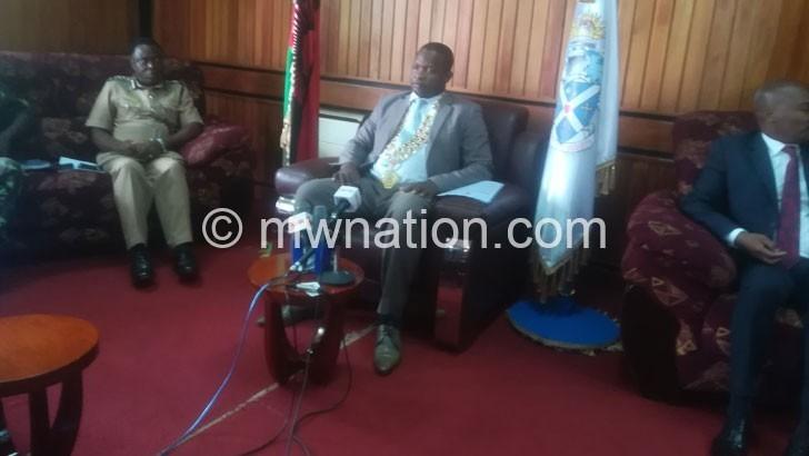 mayor ndiipo | The Nation Online