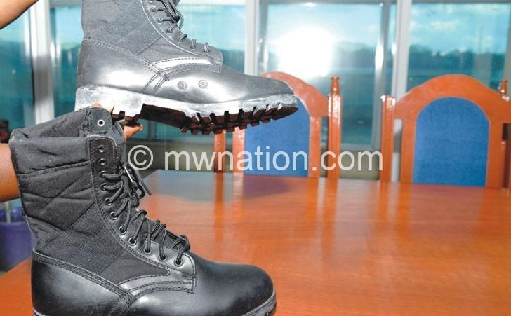 police uniform | The Nation Online