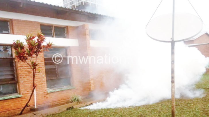 tear gaS | The Nation Online