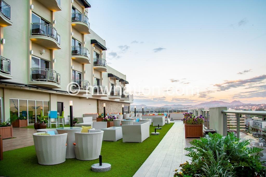 NEW HOTEL AMARYLLIS | The Nation Online