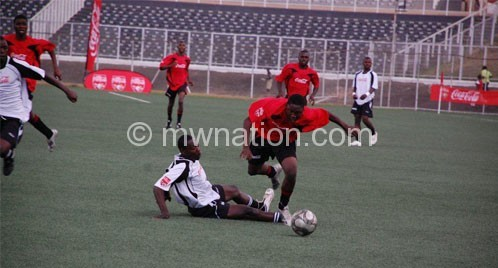 Cwed gears up for Coca-Cola final